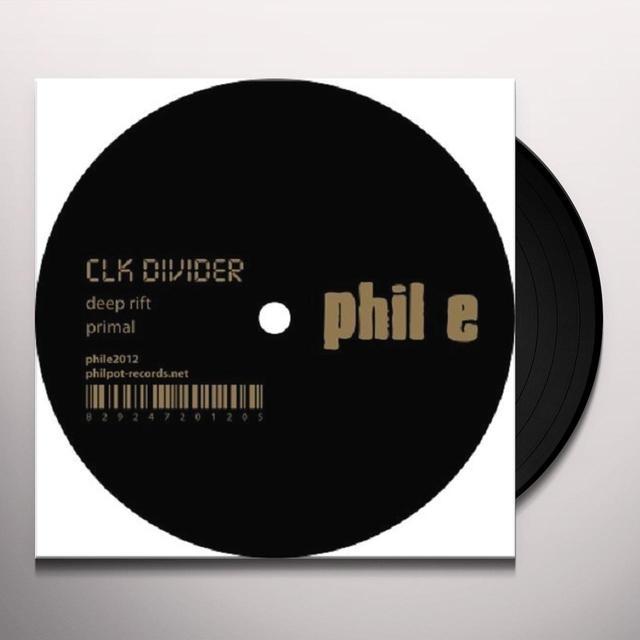 Clk Divider DEEP RIFT Vinyl Record