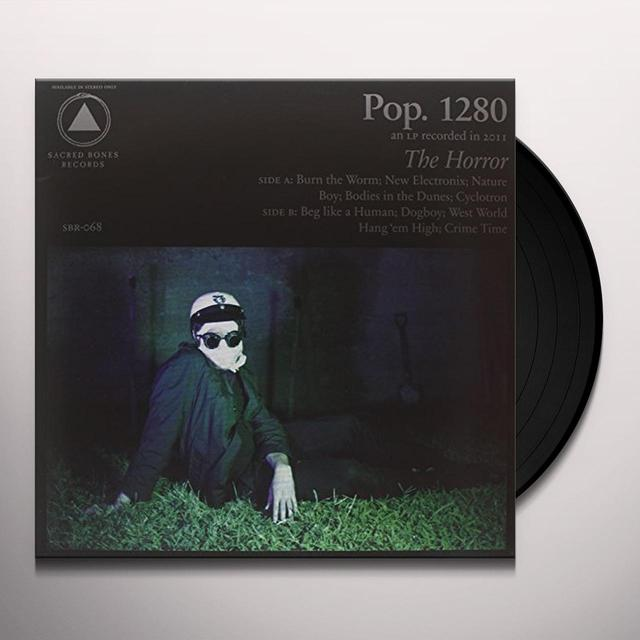 Pop. 1280 HORROR Vinyl Record