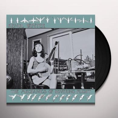 Kendl Winter MECHANICS OF HOVERING FLIGHT Vinyl Record