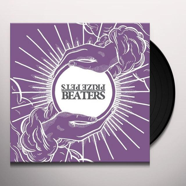 Beaters / Prize Pets SPLIT Vinyl Record