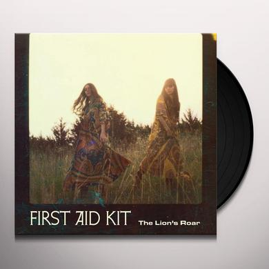 First Aid Kit LION'S ROAR Vinyl Record