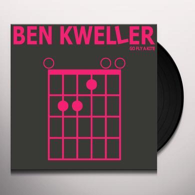 Ben Kweller GO FLY A KITE (BONUS CD) Vinyl Record
