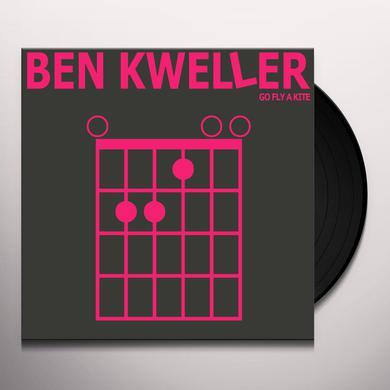Ben Kweller GO FLY A KITE Vinyl Record