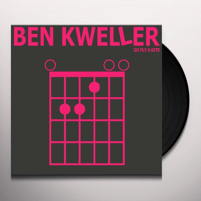Ben Kweller GO FLY A KITE (BONUS CD) Vinyl Record