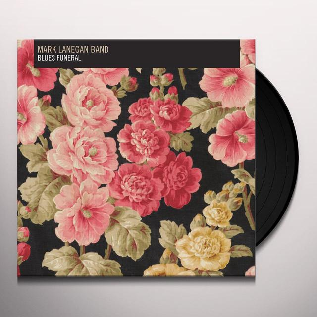 Mark Lanegan BLUES FUNERAL Vinyl Record - MP3 Download Included
