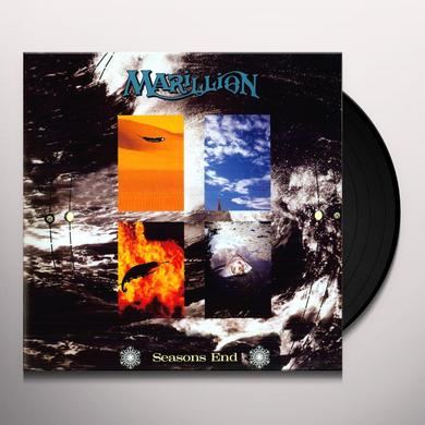 Marillion SEASONS END Vinyl Record - UK Import