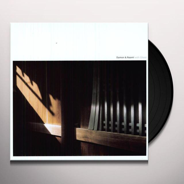 DAMON & NAOMI WITH GHOST Vinyl Record