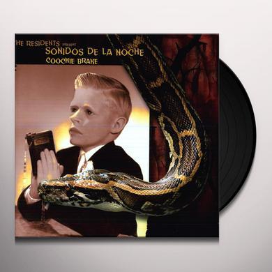 Residents COOCHIE BRAKE Vinyl Record
