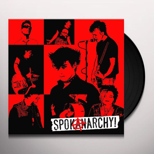 SPOKANARCHY / VARIOUS Vinyl Record