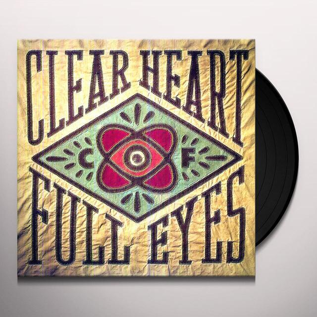 Craig Finn CLEAR HEART FULL EYES Vinyl Record