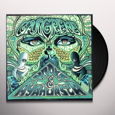 Gangrene VODKA & AYAHUASCA Vinyl Record