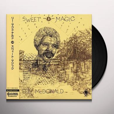 Lee Mcdonald SWEET MAGIC Vinyl Record