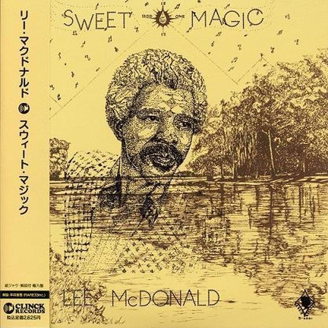 Lee Mcdonald SWEET MAGIC Vinyl Record