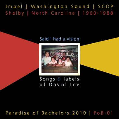 SAID I HAD A VISION: SONGS & LABELS OF / VARIOUS Vinyl Record