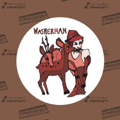 Washerman KUTZ FROM THE BASEMENT Vinyl Record