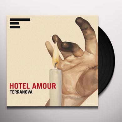 Terranova HOTEL AMOUR Vinyl Record - w/CD