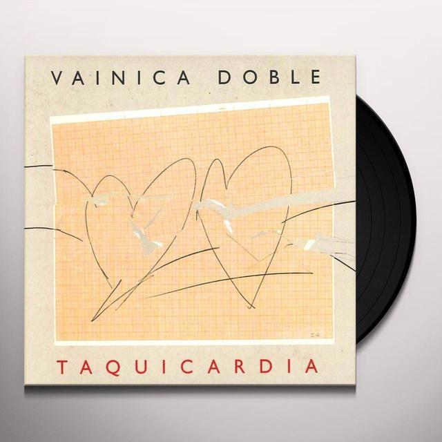 Vainica Doble TAQUICARDIA Vinyl Record
