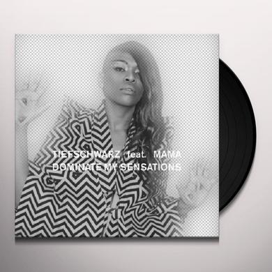 Tiefschwarz DOMINATE MY SENSATIONS Vinyl Record