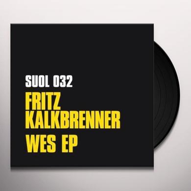 Fritz Kalkbrenner WES Vinyl Record