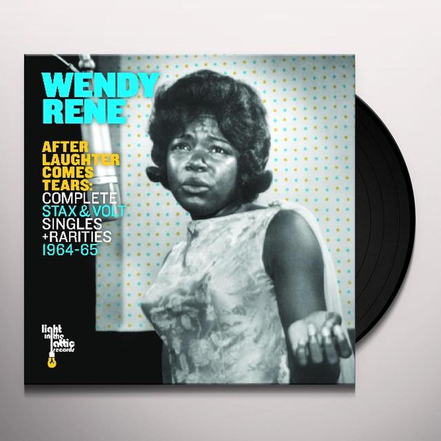 Wendy Rene AFTER LAUGHTER COMES TEARS: COMPLETE STAX & VOLT Vinyl Record