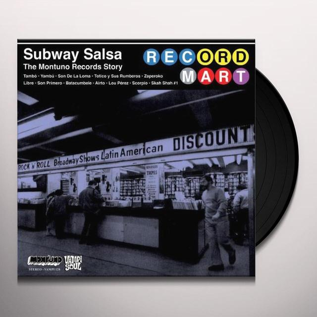 SUBWAY SALSA: MONTUNO RECORDS STORY / VARIOUS Vinyl Record