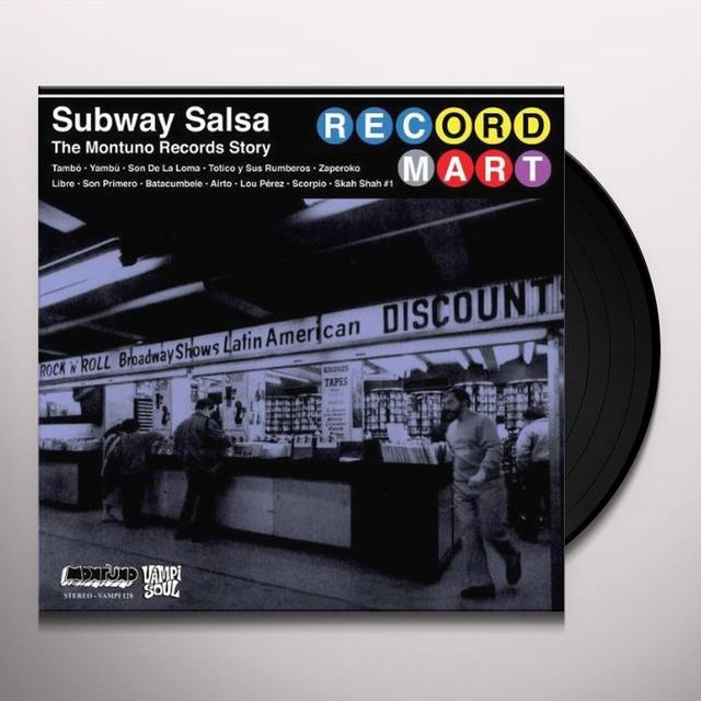 SUBWAY SALSA: MONTUNO RECORDS STORY / VARIOUS Vinyl Record