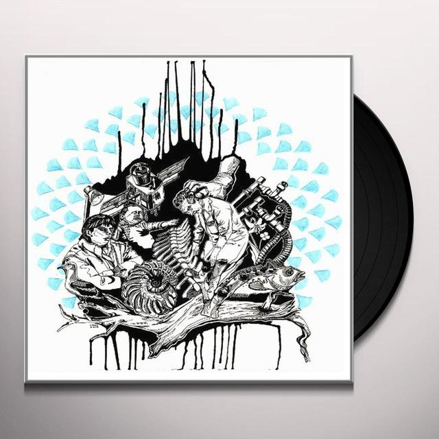 Monogamy Party PUS CITY Vinyl Record