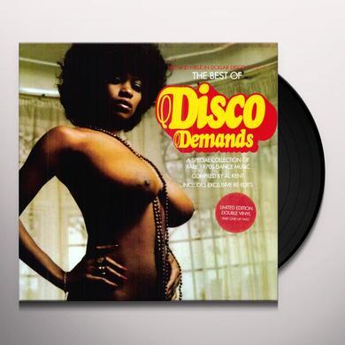 Al Kent BEST OF DISCO DEMANDS 1 Vinyl Record