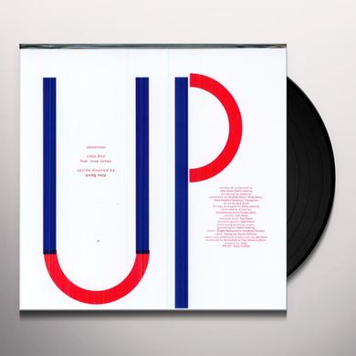 Jazzanova UPSIDE DOWN 1 Vinyl Record