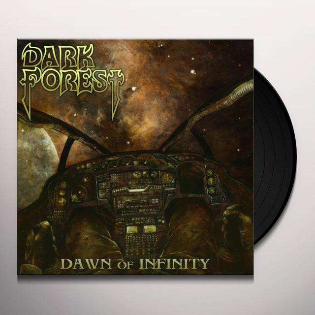 Dark Forest DAWN OF INFINITY Vinyl Record