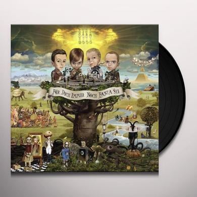 Fantastischen Vier FUR DICH IMMER NOCH FANTA SIE Vinyl Record