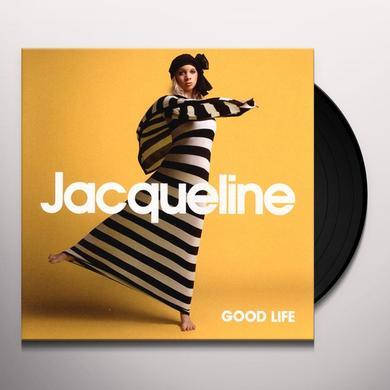 Jacqueline Govaert GOOD LIFE Vinyl Record
