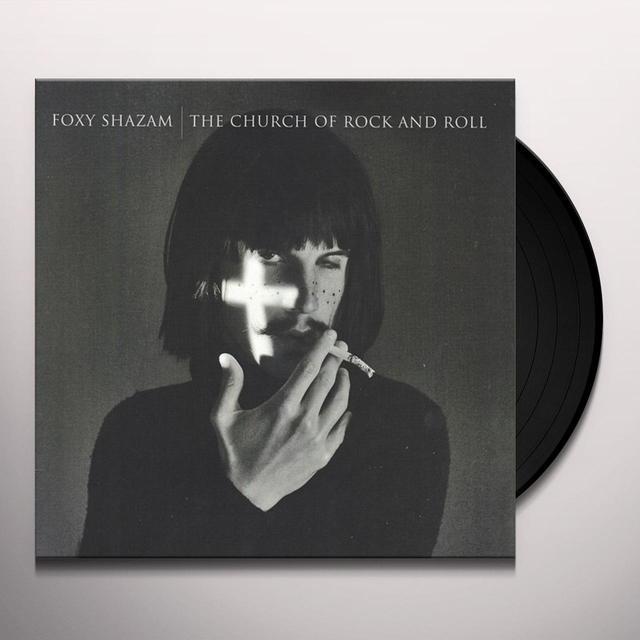 Foxy Shazam CHURCH OF ROCK & ROLL Vinyl Record