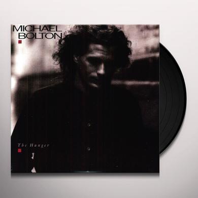 Michael Bolton HUNGER Vinyl Record