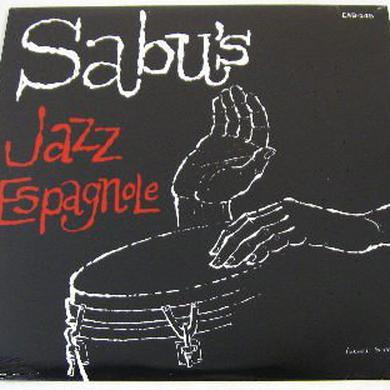 Sabu Martinez HIS JAZZ ESPAGNOLE Vinyl Record