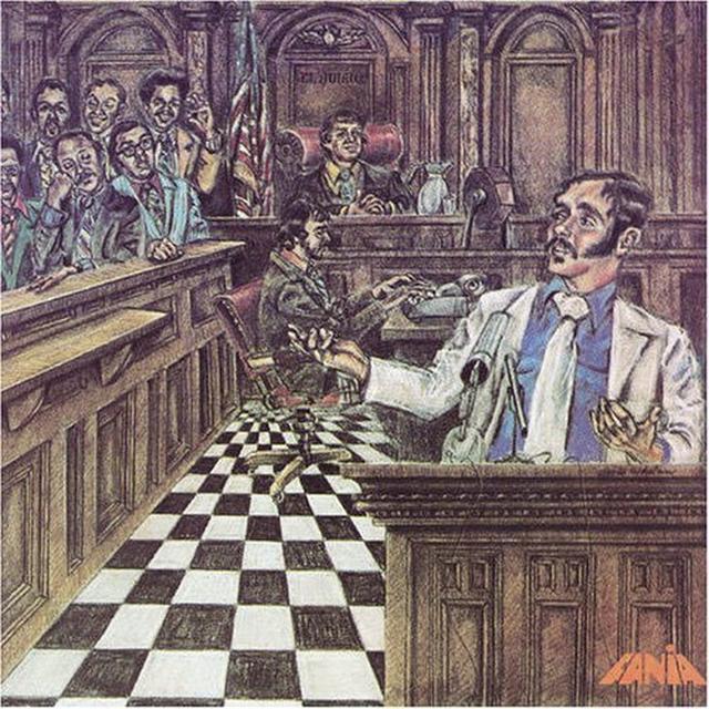 Willie Colon JUICIO Vinyl Record