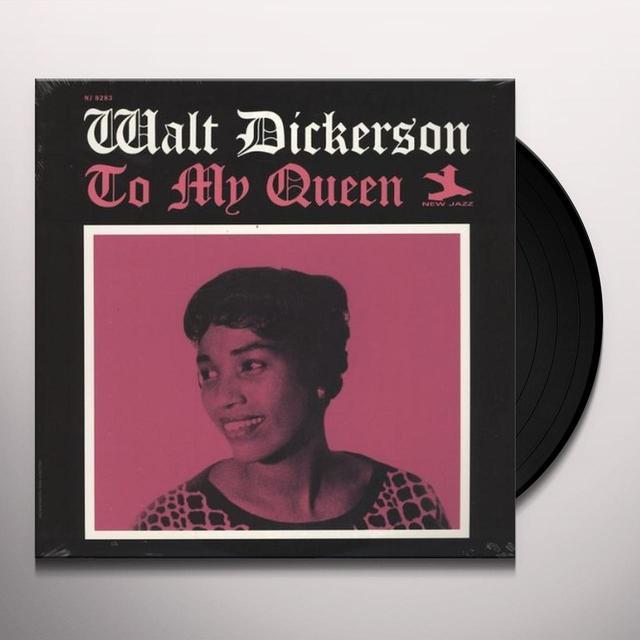 Walt Dickerson TO MY QUEEN Vinyl Record
