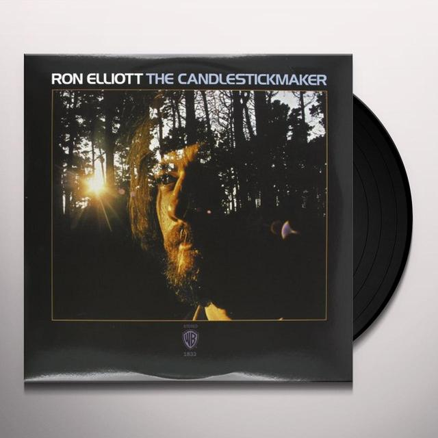 Ron Elliott CANDLESTICKMAKER Vinyl Record