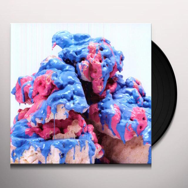 Battles DROSS GLOP 1 Vinyl Record