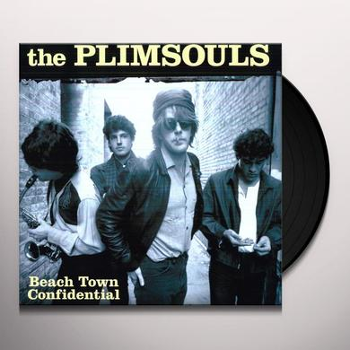 Plimsouls BEACH TOWN CONFIDENTIAL: LIVE AT THE GOLDEN BEAR Vinyl Record