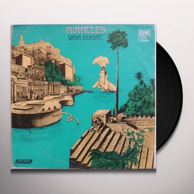 Yma Sumac MIRACLES (Vinyl)