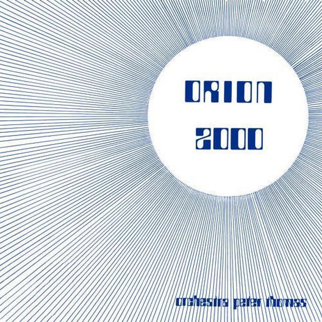 Orchestra Peter Thomas ORION 2000 Vinyl Record