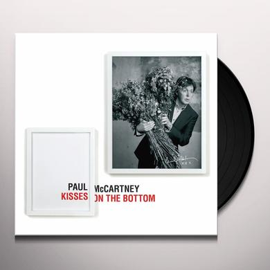 Paul Mccartney KISSES ON THE BOTTOM Vinyl Record