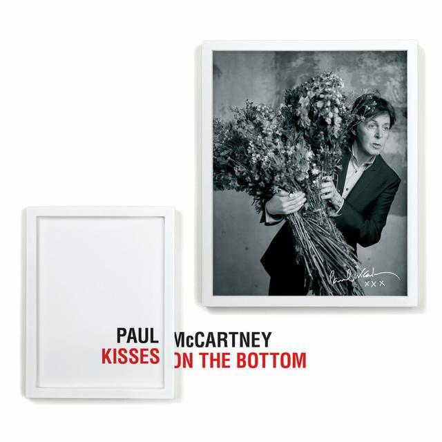 Paul McCartney KISSES ON THE BOTTOM Vinyl Record