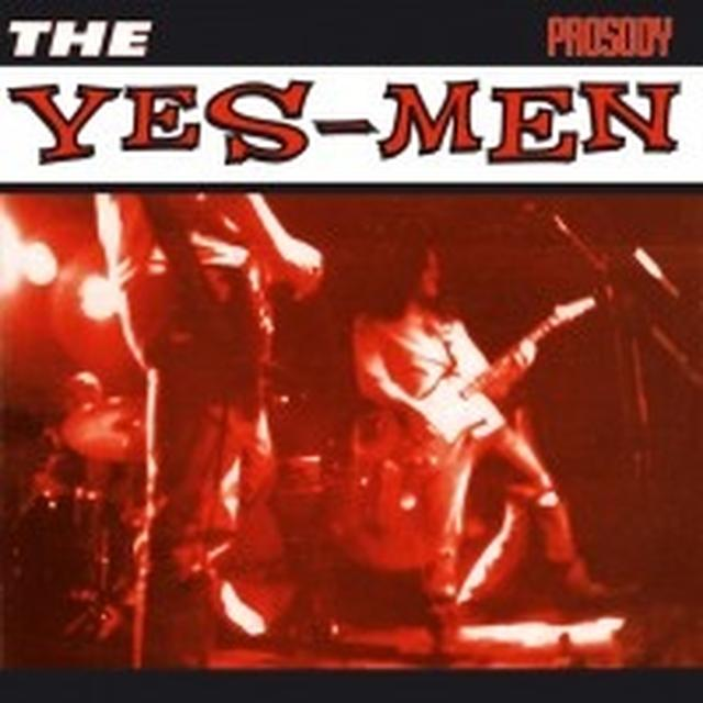 Yes-Men PROSODY Vinyl Record - Limited Edition, Remastered