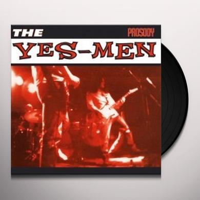 Yes-Men PROSODY Vinyl Record