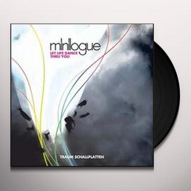 Minilogue LET LIFE DANCE THRU YOU Vinyl Record