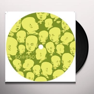Samuel Dan SHAKE IT Vinyl Record