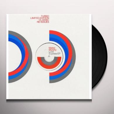 Adny NEVER LEAVE YOU Vinyl Record