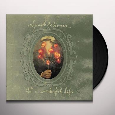 Sparklehorse ITS A WONDERFUL LIFE Vinyl Record - 180 Gram Pressing